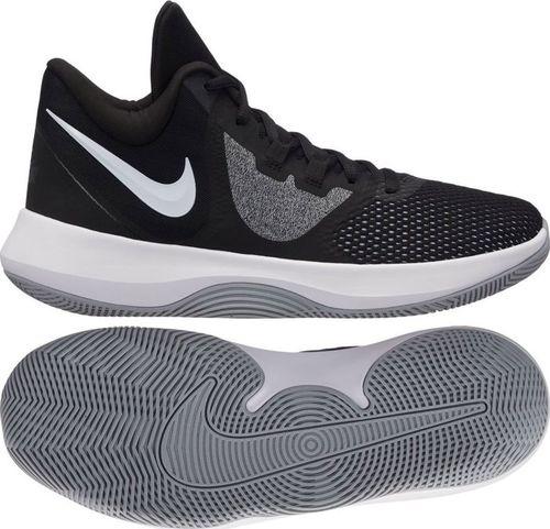 Nike Buty do koszykówki Nike Air Precision II AA7069 001 AA7069 001 czarny 45