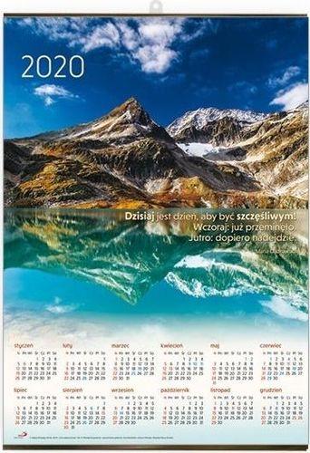 Edycja Świętego Pawła Kalendarz 2020 Plakatowy średni - Góry