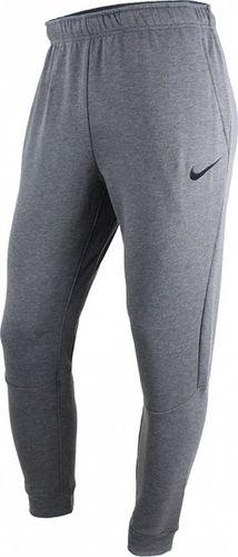 Nike Spodnie męskie M Dry Pant Taper Fleece szare r. S (860371 071)