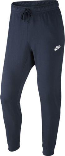Nike Spodnie męskie Nsw Pant Cf Jsy Club granatowe r. XXL (804461-451)