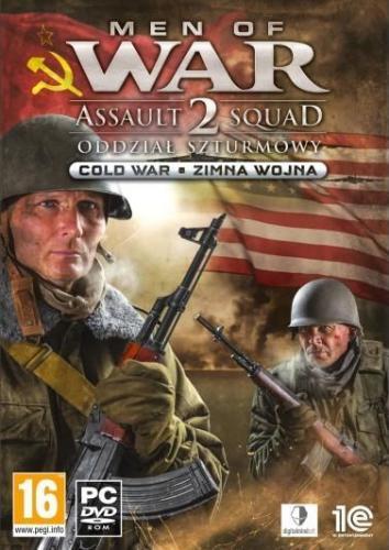Men of War Zimna Wojna