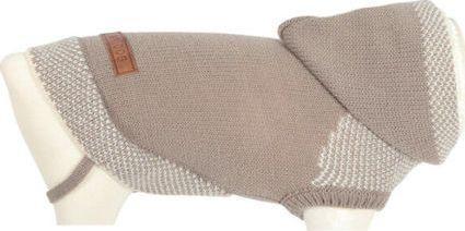 Zolux Sweterek z kapturem Hipster S30 kol. beżowy