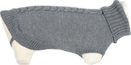 Zolux Sweterek Allure z golfem S25 kol. szary