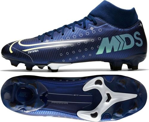 Nike Buty Nike Mercurial Superfly 7 Academy MDS FG/MG BQ5427 401 BQ5427 401 niebieski 40 1/2