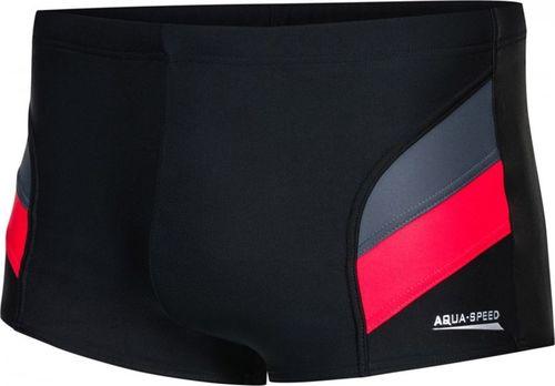 Aqua-Speed Kąpielówki Aqua Speed ARON 338-16 czarny L