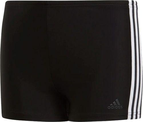 Adidas Kąpielówki adidas Fit BX 3S Y DP7540 DP7540 czarny 158 cm