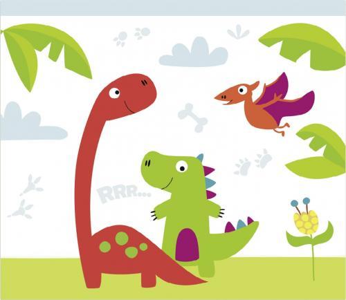 Daiber Dinos 13x18 Kids Portrait folders