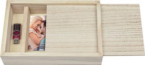 ZEP Box 13x18 Wooden Box CX7557
