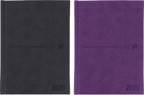 Oxford Kalendarz 2020 książkowy 15x21cm Modern OXFORXD