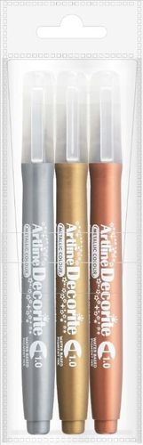 Artline Marker Decorite 1mm 3szt ARTLINE