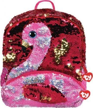 TY TY Fashion Sequins duży cekinowy plecak GILDA - flaming 95040 TY