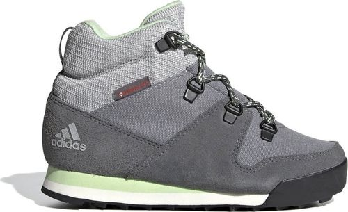 buty zimowe pół wysokie dla chłopców adidas