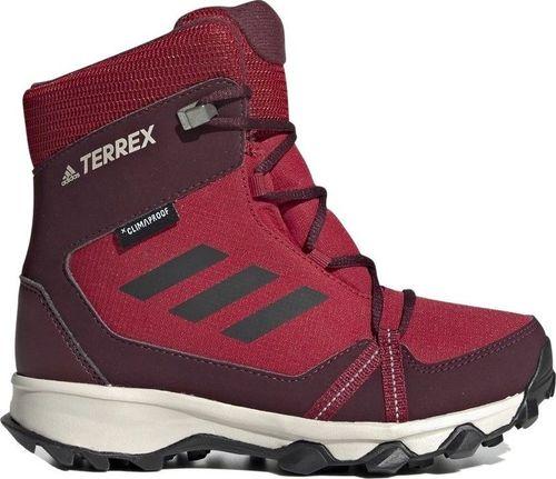 Adidas Buty damskie TERREX SNOW CP CW K Climaproof czerwone r. 37 1/3 (G26588)