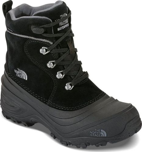 The North Face Buty damskie Youth Chilkat Lace II czarne r. 39 (T92T5RKZ2)