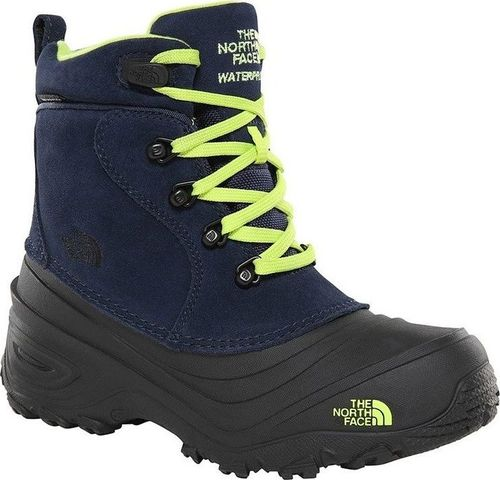 The North Face Buty damskie Youth Chilkat Lace II granatowe r. 37 (T92T5R5UK)