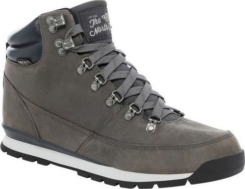 The North Face Buty męskie Back To Berkeley Redux Leather WP szare r. 46 (NF00CDL0H73)
