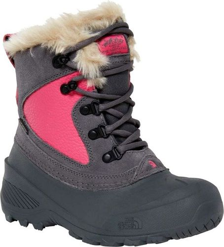 The North Face Buty damskie Youth Shellista Extreme szare r. 38 (NF0A2T5VH7D)