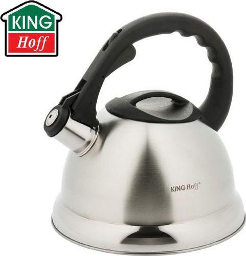 KingHoff CZAJNIK STALOWY KINGHOFF 3.0L INOX [KH-3244]