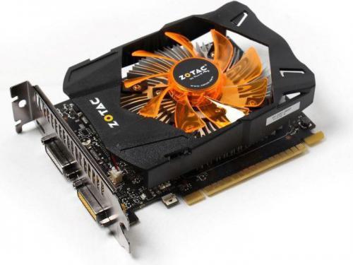 Karta graficzna Zotac GeForce GTX 750Ti 2GB DDR5 (128 bit) 2x DVI, MiniHDMI (ZT-70601-10M)