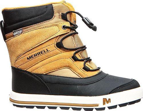 MERRELL Śniegowce młodzieżowe Merrell Snow Bank 2 Waterproof MY56187 35