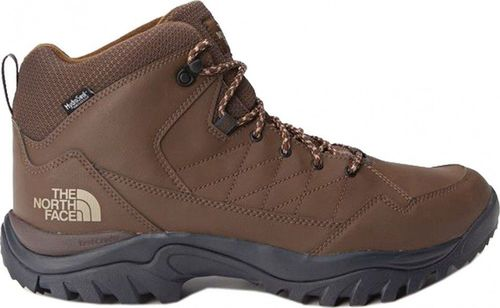 The North Face Buty męskie Storm Strike 2 Wp brązowe r. 45.5 (NF0A3RRQGT5)