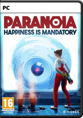 PARANOIA Happiness is Mandatory (PC)