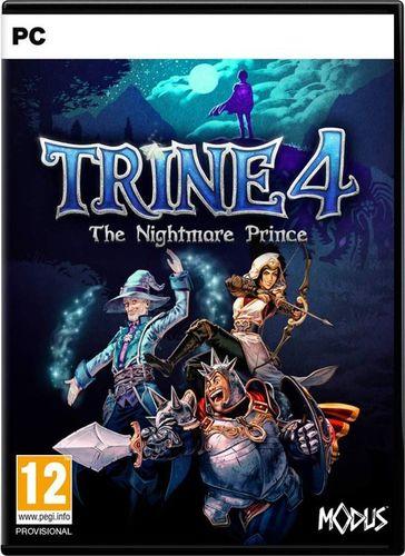 Trine 4 The Nightmare Prince PL (PC)