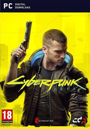 Cyberpunk 2077 PL + BRELOK (PC)