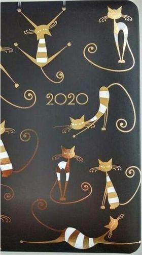 Albi Kalendarz tygodniowy 2020 Koty ALBI