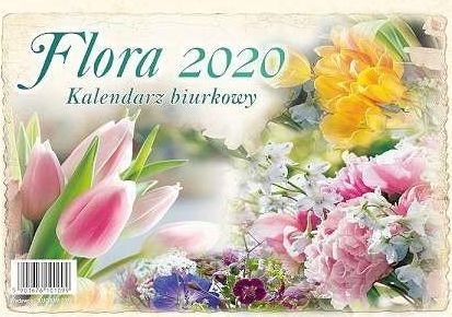 Lucrum Kalendarz 2020 Biurkowy Flora BF9