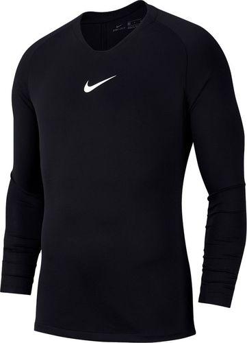 Nike Koszulka dziecięca Y Nk Dry Park First Layer czarna r. S (AV2611-010)