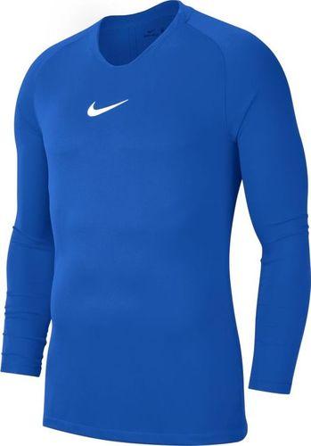 Nike Koszulka dziecięca Y Nk Dry Park First Layer niebieska r. M (AV2611-463)