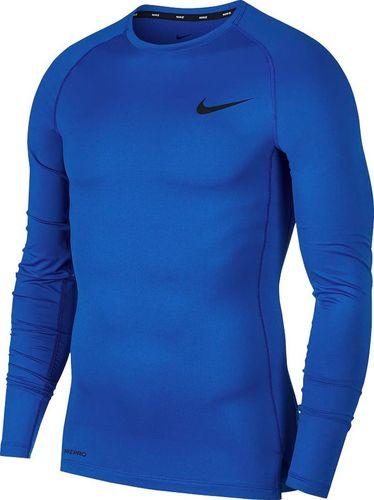Nike Koszulka męska Np Top Tight niebieska r. L (BV5588-480)