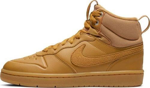 Nike Buty Nike Court Borough Mid 2 Boot BQ5440 700 BQ5440 700 brązowy 38