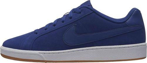 Nike Buty męskie Court Royale Suede niebieskie r. 45 (819802 405)