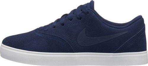 Nike Buty Nike SB Check Suede AR0132 400 AR0132 400 granatowy 40