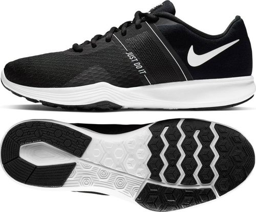 Nike Buty damskie City Trainer 2 czarne r. 37 1/2 (AA7775 001)