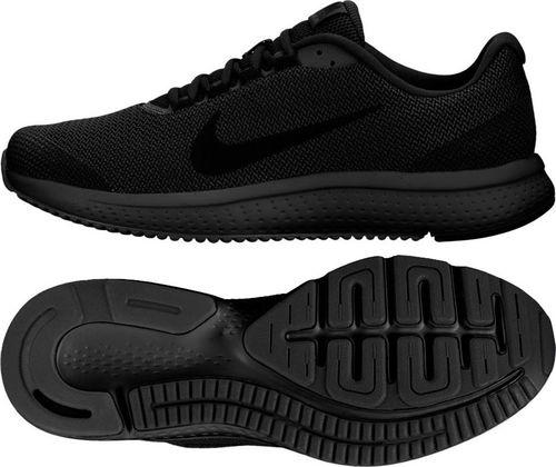 Nike Buty męskie Runallday  czarne r. 45 1/2 (898464 020)