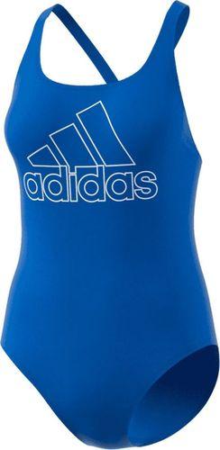 Adidas Strój kąpielowy Fit Suit Bos niebieski r. 34 (DY5901)
