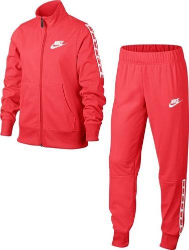Nike Dres Nike Sportswear 939456 850 939456 850 czerwony M (137-147cm)