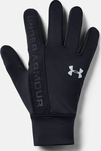 Under Armour Rękawiczki Boys Liner Glove czarne r. M (1345406 001)