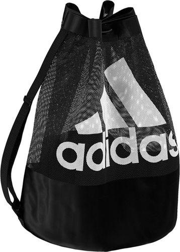 Adidas Torba sportowa Fb Ballnet czarna (DY1988)
