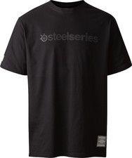 SteelSeries Koszul męs czarna rozmiar L