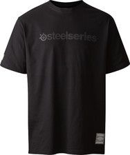 SteelSeries Koszul męs czarna rozmiar M
