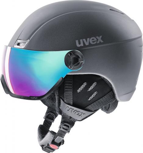 UVEX Kask Hlmt 400 Visor Style (56/6/215/50/07)