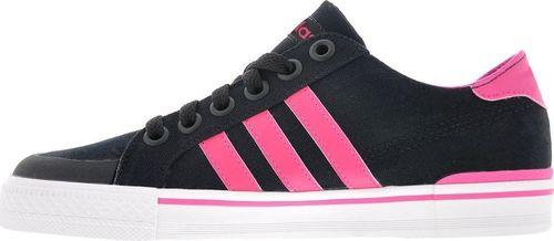Adidas Buty dziecięce Clementes czarne r. 36 (F98749)