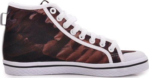 Adidas Buty damskie Honey Mid Wc Ef brązowe r. 40 2/3 (D65974)