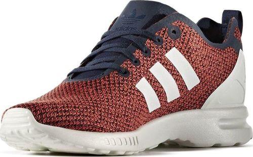 Adidas Buty damskie Zx Flux Adv Smooth czerwone r. 40 2/3 (S79822)