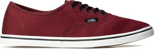 Vans Buty damskie Authentic Lo Pro bordowe r. 40.5 (VN000T9N76N)