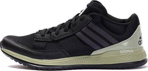 Adidas Buty męskie Zg Bounce Trainer czarne r. 40 2/3 (AQ6241)